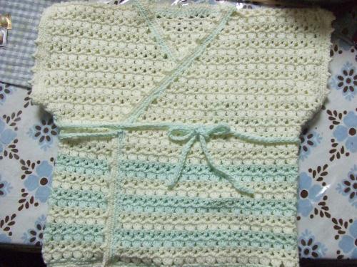 赤ちゃん胴衣