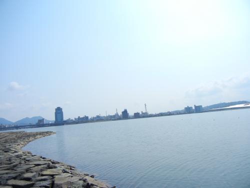 宍道湖~~^^