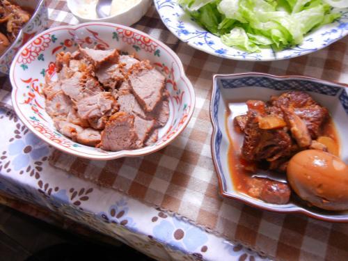 豚肉祭りだ!わ~~~~いい(^^)