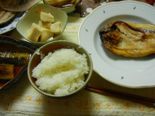ある日の晩餐