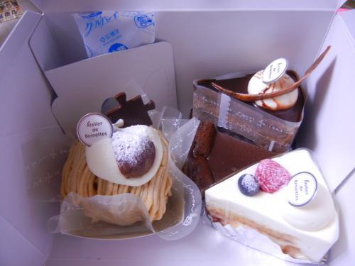 ケーキチョイス!!