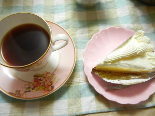 エーデルワイスのクリームパイ