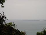縦横の場からの久高島