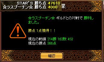 6月26日☆ラスプーチン☆