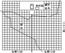 太宰府復元図