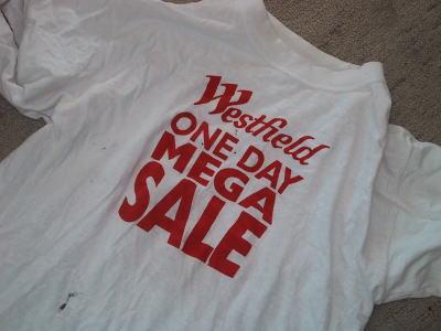 westfield Tshirt
