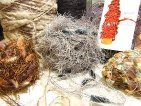 SAIRIの毛糸