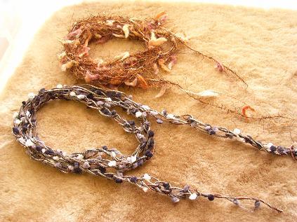 飾り糸で万能ベルト