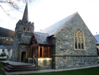 雰囲気のある教会
