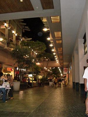 080909アラモアナ・ショッピングセンター