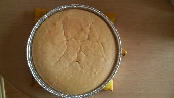 メイプルチーズケーキ