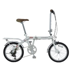 コールマン折畳み自転車