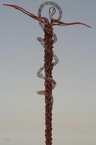 モーゼの杖