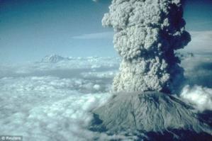 1980年7月22日のセントヘレンズ火山噴火