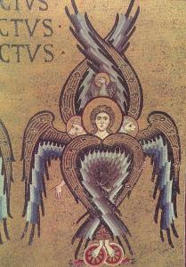 seraph from Monreale cathedral