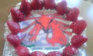 九尾ケーキ