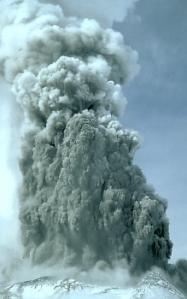 水蒸気爆発