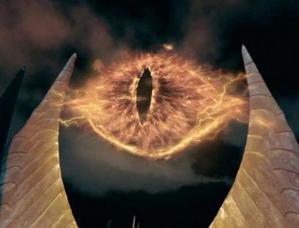 サウロンの目