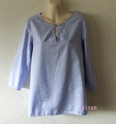 シンプルシャツ