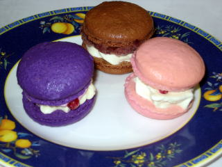 紫色ライト、チョコLovey、ピンクHeroがセレクト