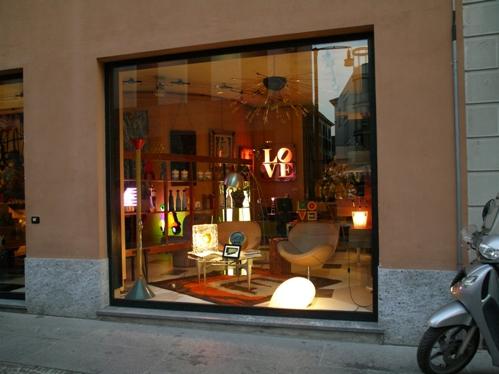 BRERA近辺のお店。