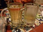 Chilis(MichelobUltra+Classic Margarita+House Salad+Grilled Salmon)(2010/2/16)