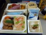 2010/3/1昼食 NH1281便(羽田-上海)にて