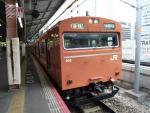 大阪環状線(103系車両)(2010/11/17撮影)