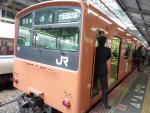 大阪環状線(201系車両)(2010/11/17撮影)