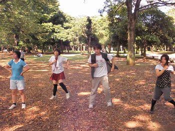ダンス練習2