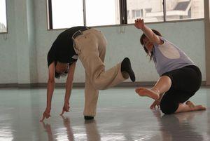ダンス?1