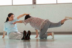 ダンス?2
