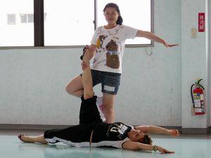 ダンス?3