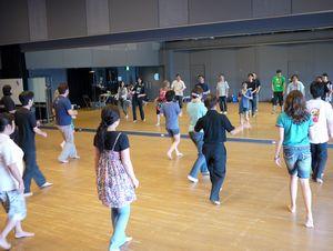 たまちゃんダンス