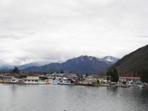 木崎湖旅行記4月編02