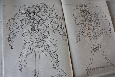 オリジナル美少女戦士?