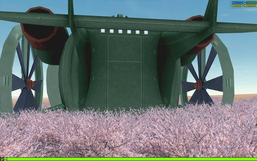 ファットアンクルin桜