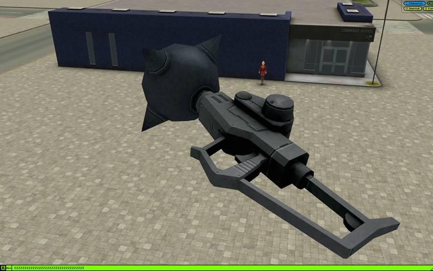リナちゃん専用兵器