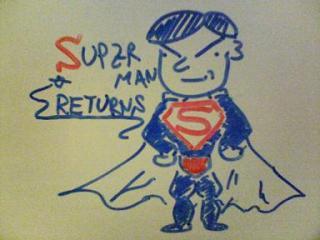 スーパーマンR