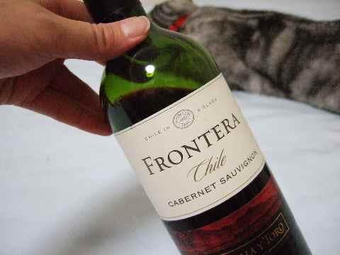 こちらチリワイン