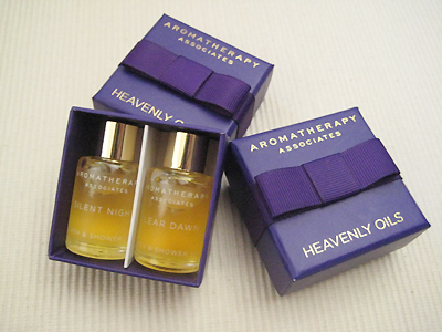 Heavenly Oil