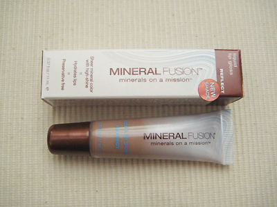 Mineral Fusion Gloss