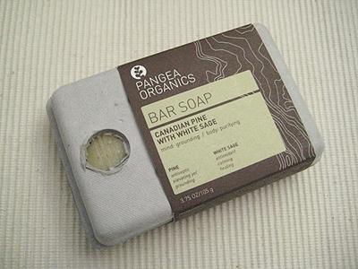 Pangea Bar Soap