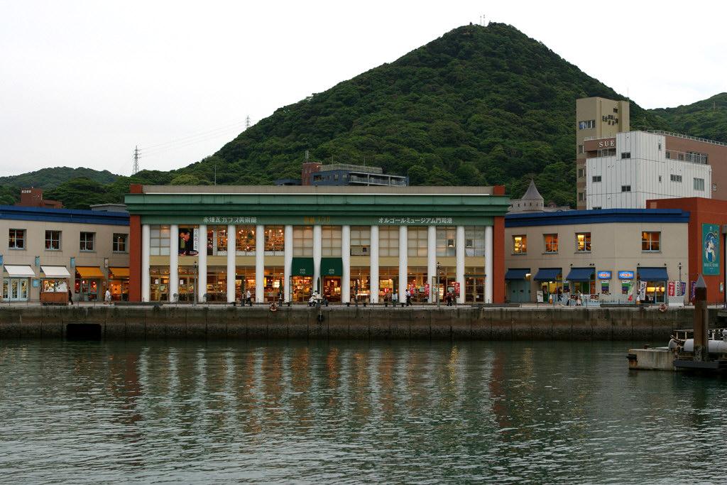門司港の観光施設