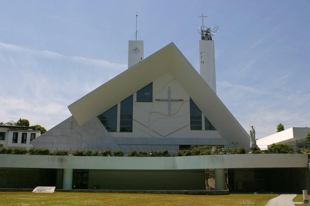 新ザビエル記念聖堂