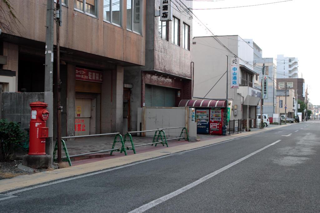 飯田のポスト 1