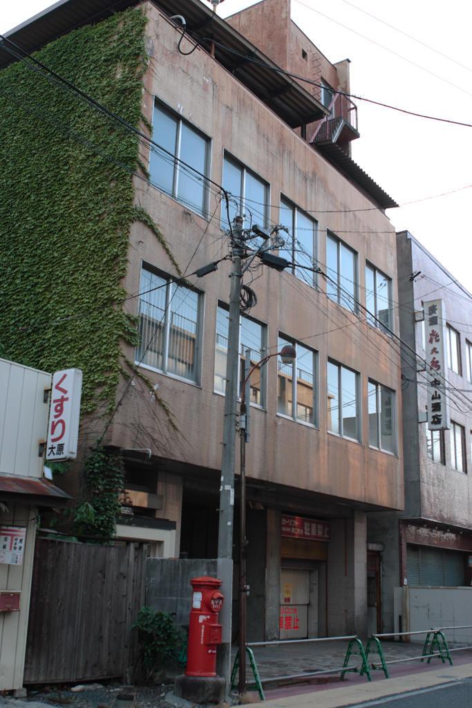 飯田のポスト 2