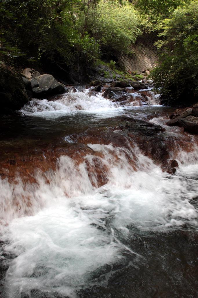 横谷峡の風景