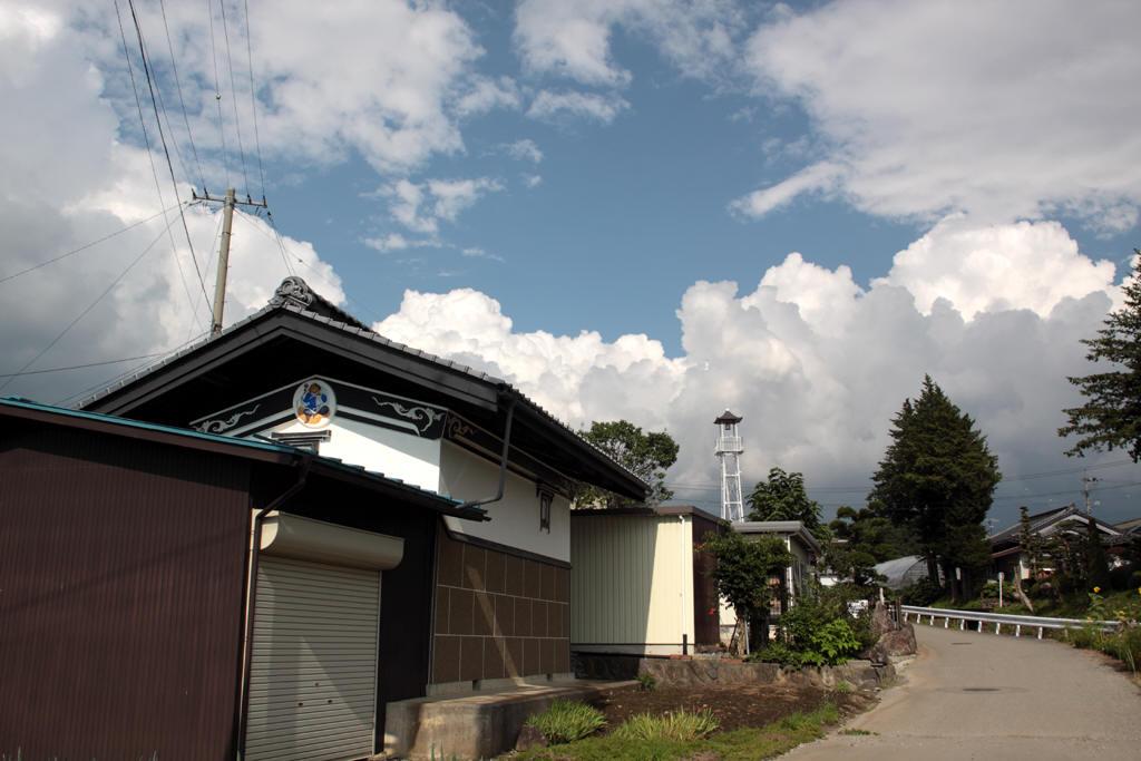 原村の風景