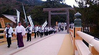 2010ふぐ奉納